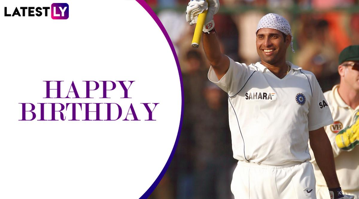 Happy Birthday VVS Laxman: Look at Five Spectacular Knocks by the 'Very Very Special Batsman'