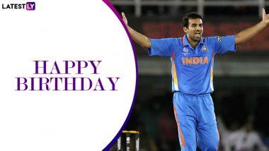 Happy Birthday Zaheer Khan: 5 Match-Defining Spells by the Former Indian Speedster