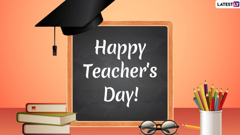 World Teachers' Day 2019 Messages & Greetings: WhatsApp Stickers, SMS, GIF Images, Quotes and Poems to Wish Happy Teacher's Day