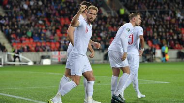 Bulgaria vs England, UEFA EURO Qualifiers 2020 Live Streaming Online & Match Time in IST: How to Get Live Telecast of BUL vs ENG on TV & Football Score Updates in India