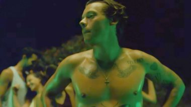 Harry Styles' Sexy Screenshots From the 'Lights Up' Video Will Make Your Weekend (Caution: Too Hot to Handle!)