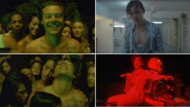 Is Harry Styles' 'Lights Up' Song and Video About Sex, Drugs and Finding Own Self?