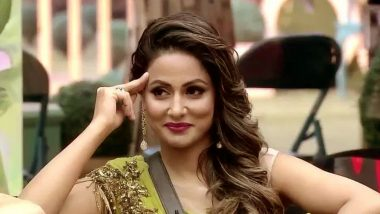 Hina Khan Birthday Special: Here Are Some of the Best Moments of the Diva From Her Bigg Boss 11 Days!
