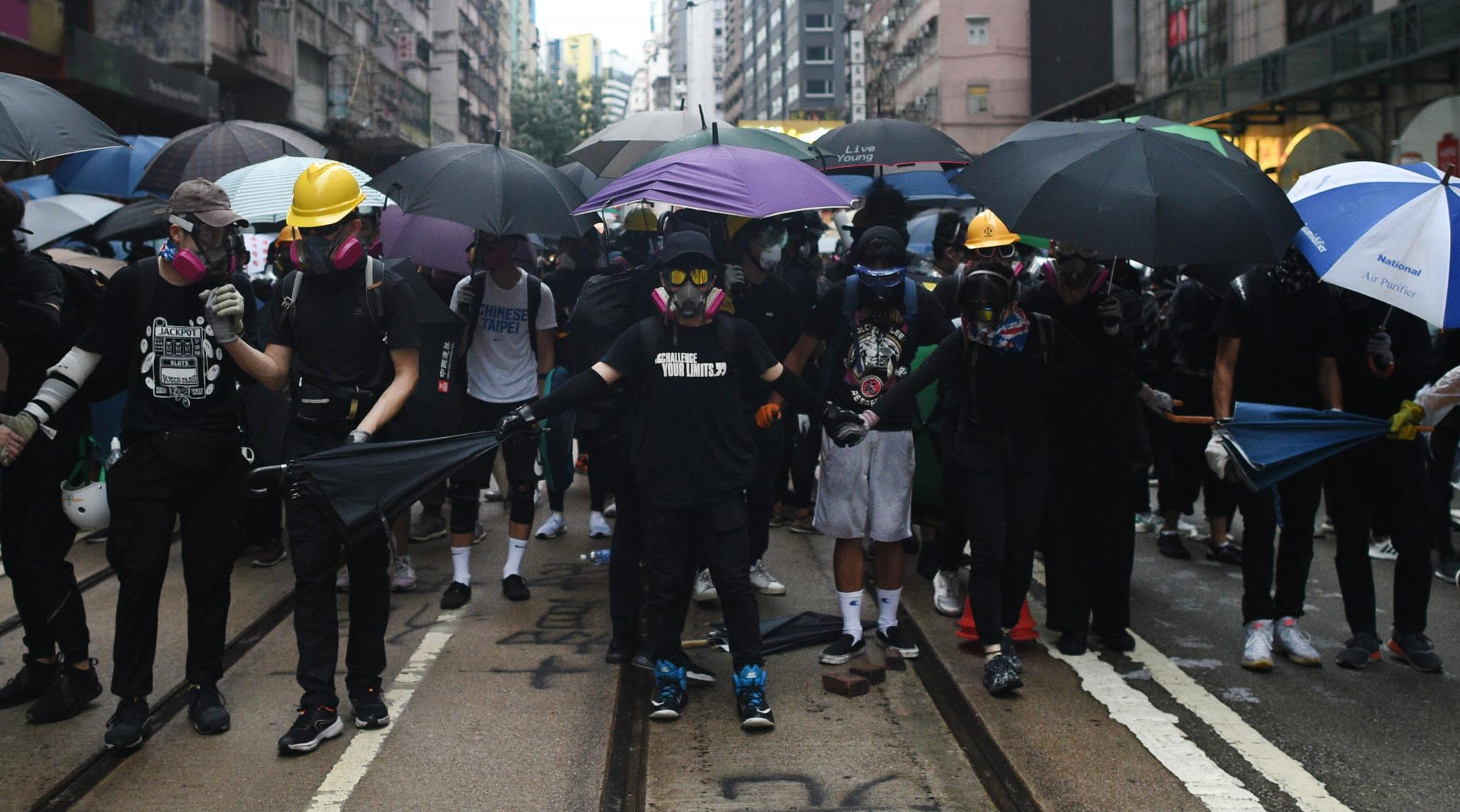 Hong Kong Protests: Fresh Violence as Court Rejects Appeal Seeking Suspension of Mask Ban