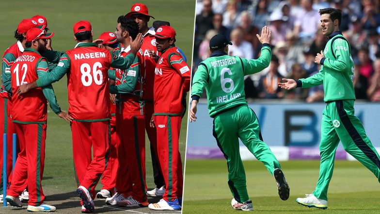 Live Cricket Streaming of Hong Kong vs Ireland 6th T20I Match Online: Check Live Cricket Score, Watch Free Telecast of Pentangular Oman T20I 2019 Series on Cricket Ireland YouTube