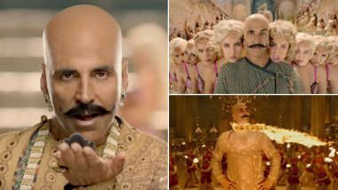 Housefull 4 Song Shaitaan Ka Saala: Akshay Kumar Will Leave You in Splits With His Character Bala's Crazy Antics (Watch Video)