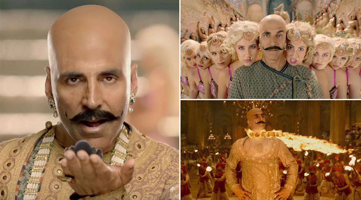 Housefull 4 Song Shaitaan Ka Saala: Akshay Kumar WillLeave You in Splits With His Character Bala's Crazy Antics (Watch Video)