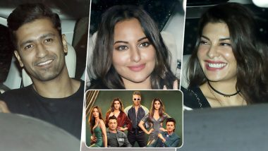 Housefull 4: Jacqueline Fernandez, Vicky Kaushal, Sonakshi Sinha and Other Celebs Attend the Special Screening (View Pics)