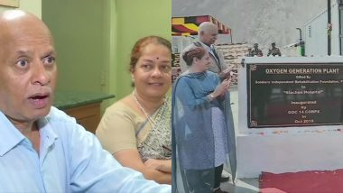 Pune Couple Yogesh Chithade and Sumeedha Chithade Complete Installation of Oxygen-Generation Plant for Indian Soldiers at Siachen by Selling Their Jewelries