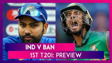 India vs Bangladesh, 1st T20I At Delhi, Preview: Beleaguered Tourists Take On Young India