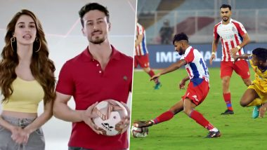 ISL 2019-20 Opening Ceremony Live Streaming Online on Hotstar: Watch Live Telecast of Disha Patani, Tiger Shroff & Others Perform at This Indian Super League 6 Venue, Get TV Channel Details