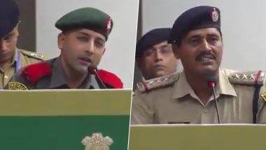 After CRPF Jawan Khushbu Chauhan, Speeches of ITBP's Pawan Kumar and Assam Rifles' Balwan Singh on Human Rights Go Viral; Watch Videos