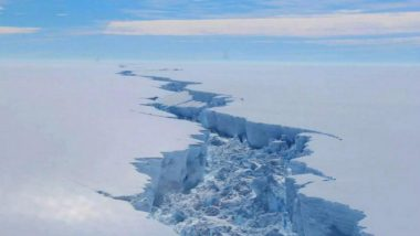 Massive Iceberg More Than 600-Square-Mile Size Breaks Off Antarctica But Climate Change is Not The Culprit