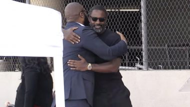 Idris Elba's Heartfelt Speech for Tyler Perry at His Hollywood Walk of Fame Ceremony Is Truly Amazing (Watch Video)