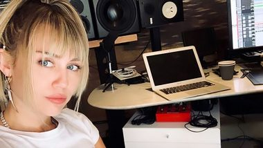 Miley Cyrus Is Back in the Studio, Working on New Music after Split from Kaitlynn Carter