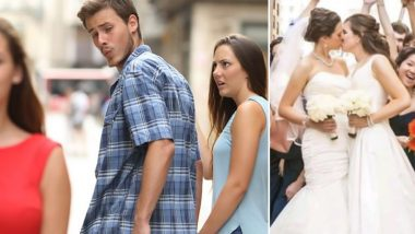 Distracted Boyfriend Meme Has a Lesbian Climax We Never Saw Coming! Twitter Explodes… As Expected