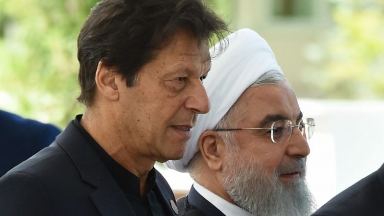 Imran Khan During Talks with Hassan Rouhani, Says 'Wish to Facilitate, Not Mediate Between Iran, Saudi Arabia'