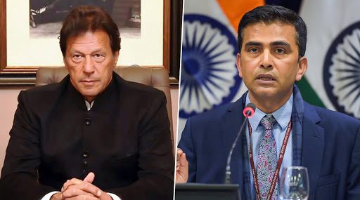 India Lambasts Pakistan PM Imran Khan for Jihad Remarks on LoC in Jammu and Kashmir, Says 'Doesn't Behove the Office He Occupies'