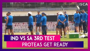 India vs South Africa 3rd Test: Proteas Brush Up Their Skills Ahead Of Last Test