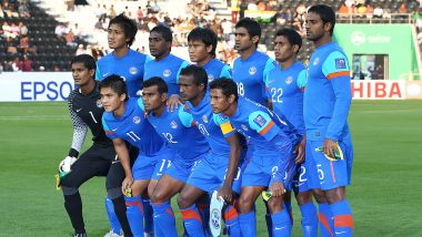 Indian Fans Show Massive Support for Blue Tigers on Twitter As IND vs BAN FIFA World Cup 2022 Qualifiers Match Commences in Kolkata