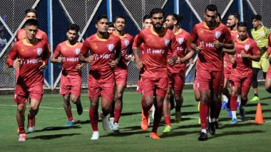 India S Fifa World Cup 2022 Qualifiers Asia Schedule Points Table Second Round Fixtures Of Indian National Football Team Match Timings Venue Details Latestly