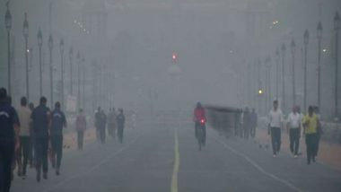 Delhi Pollution: Air Quality Deteriorates in Several Areas, Turns Severe in Loni Area As Temperature Dips