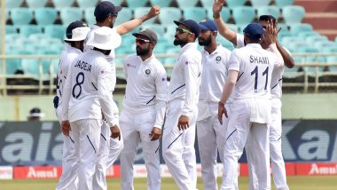 India Beat South Africa by 203 Runs in 1st Test 2019 in Visakhapatnam, Take 1-0 Lead in Three-Match Series