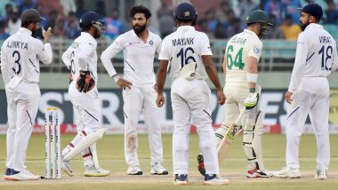India vs South Africa Live Cricket Score, 1st Test 2019, Day 5: Get Latest Match Scorecard and Ball-by-Ball Commentary Details for IND vs SA Test Game from Visakhapatnam
