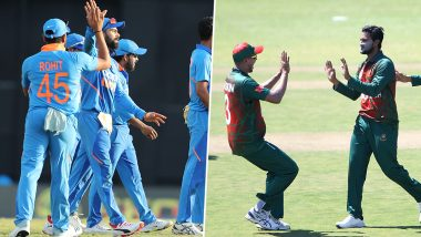 India vs Bangladesh 2019: From Rohit Sharma as Captain to Rishabh Pant vs Wriddhiman Saha in Fight For Wicket-Keeper's Slot, 5 Things to Watch Out For in IND vs BAN Test and T20I Series