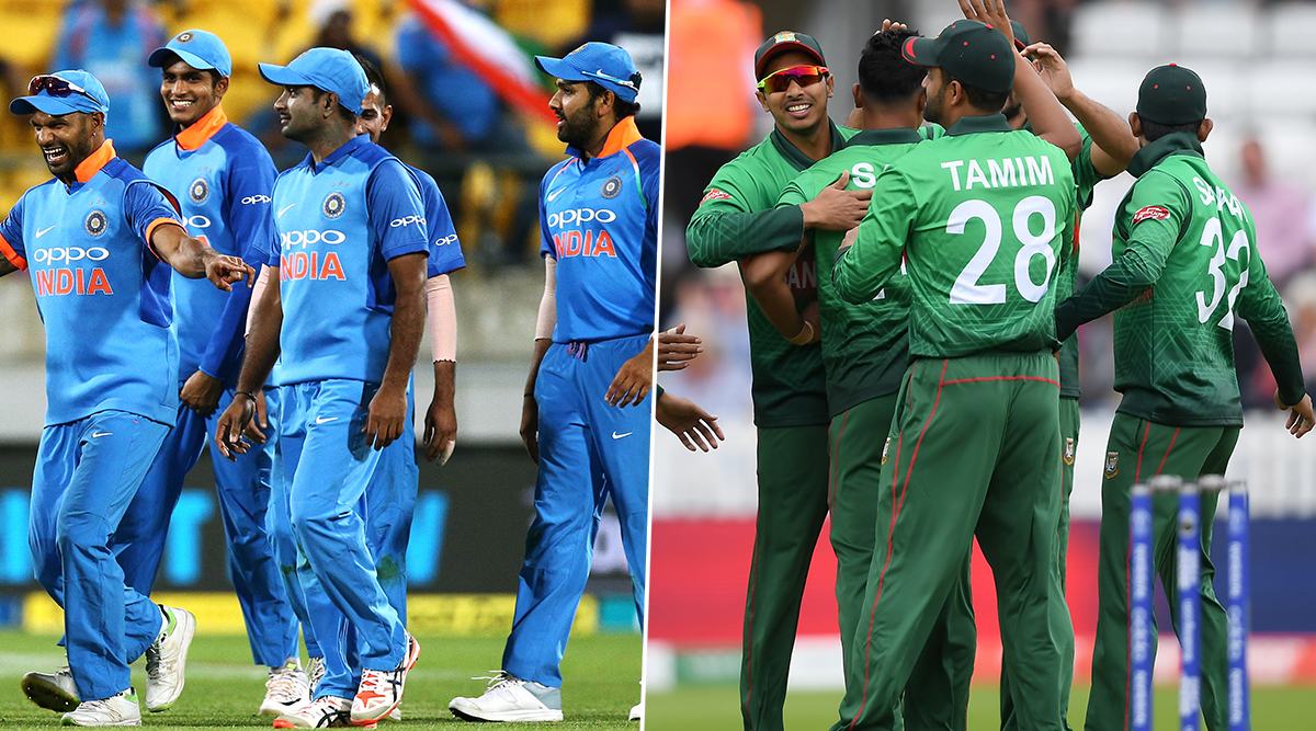 India vs Bangladesh Head-to-Head Record: Ahead of T20I 2019 Series, Here Are Match Results of All IND vs BAN Twenty20 Encounters!