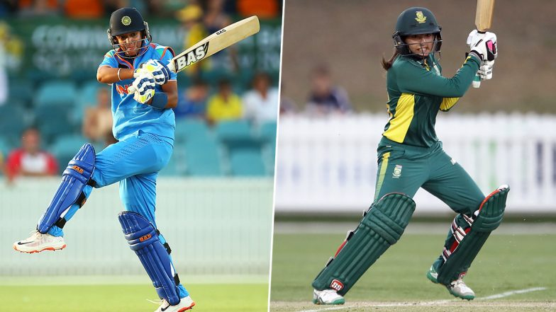 Live Cricket Streaming Of India Women Vs South Africa Women