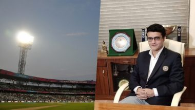 India vs Bangladesh Day-Night Test: Sourav Ganguly's Sense of History and the Pink Ball Challenge