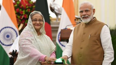 PM Narendra Modi, Sheikh Hasina Invited for India vs Bangladesh Test in Kolkata at Eden Gardens