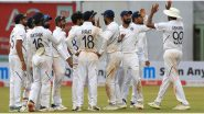 India vs South Africa Stat Highlights, 3rd Test 2019, Day 3: Proteas Suffer Severe Batting Collapse, India Inch Towards Another Vibrant Victory