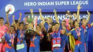 Indian Super League 2019–20 Schedule for Free PDF Download: ISL 6 Date, Fixtures, Teams and Time Table in Indian Time With Venue Details of Football Tournament