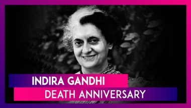 Indira Gandhi Death Anniversary: Quotes On Women Empowerment & Nationalism From India's 'Iron Lady'