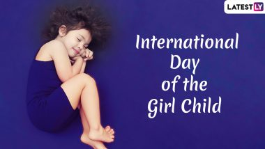 International Day of the Girl Child 2019 Date: Theme, History And Significance of The Day Meant For Uplifting Girls