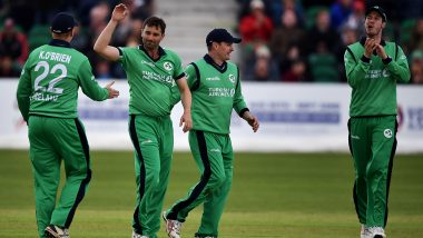 Live Cricket Streaming of Ireland vs Netherlands, ICC T20 World Cup Qualifier 2019 Semi-Final 1 Match on Hotstar: Check Live Cricket Score, Watch Free Telecast of IRE vs NED on TV and Online