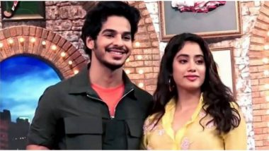 Did Shahid Kapoor Just Hint About Ishaan Khatter and Janhvi Kapoor Being In a Relationship?