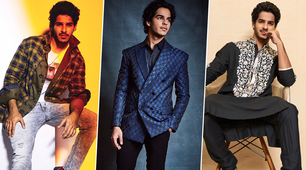 Ishaan Khatter Birthday: A Look at the Dhadak Star's Crisp and Millennial Touched Style File! (View Pics)