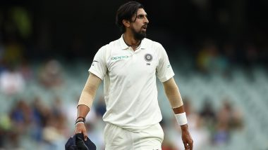 Ranji Trophy 2019-20, Round 3: Ishant Sharma, Simarjeet Singh Put Delhi in Command Against Hyderabad