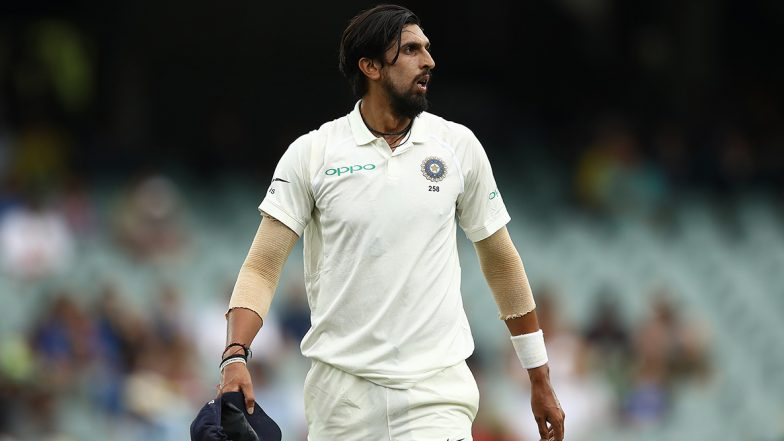 Ishant Sharma Gives India Injury Scare Ahead of Test Squad Announcement For New Zealand Tour