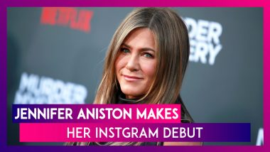 Jennifer Aniston Makes Her Instagram Debut: Fans Into Frenzy After Her 'Friends' Reunion Post