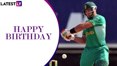 Jacques Kallis Birthday Special: 5 Lesser-Known Things to Know About the Legendary South African Cricketer