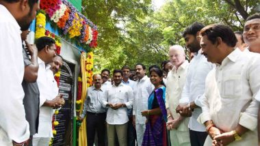 'YSR Vahan Mitra' Launched by Jagan Mohan Reddy: Auto-Rickshaw, Cab Drivers to Get Rs 10,000 Allowance, Know All About The Scheme