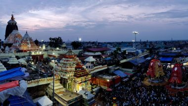 Odisha: Special Puja at Puri Jagannath Temple for Successful Completion of Ram Temple