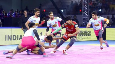PKL 2019 Dream11 Prediction for Tamil Thalaivas vs Jaipur Pink Panthers: Tips on Best Picks for Raiders, Defenders and All-Rounders for TAM vs JAI Clash