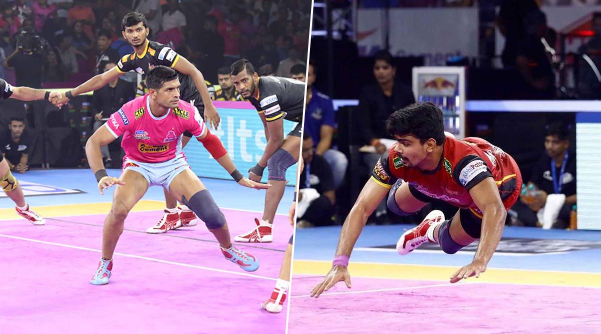 Jaipur Pink Panthers Vs Bengaluru Bulls PKL 2019 Match Free Live Streaming and Telecast Details: Watch JAI vs BEN, VIVO Pro Kabaddi League Season 7 Clash Online on Hotstar and Star Sports
