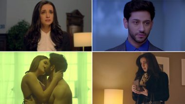 Ghost Song Jaltey Bujhtey: This Seductive Melody Featuring Sanaya Irani and Shivam Bhaargava Is Sure to Pull Your Heartstrings (Watch Video)