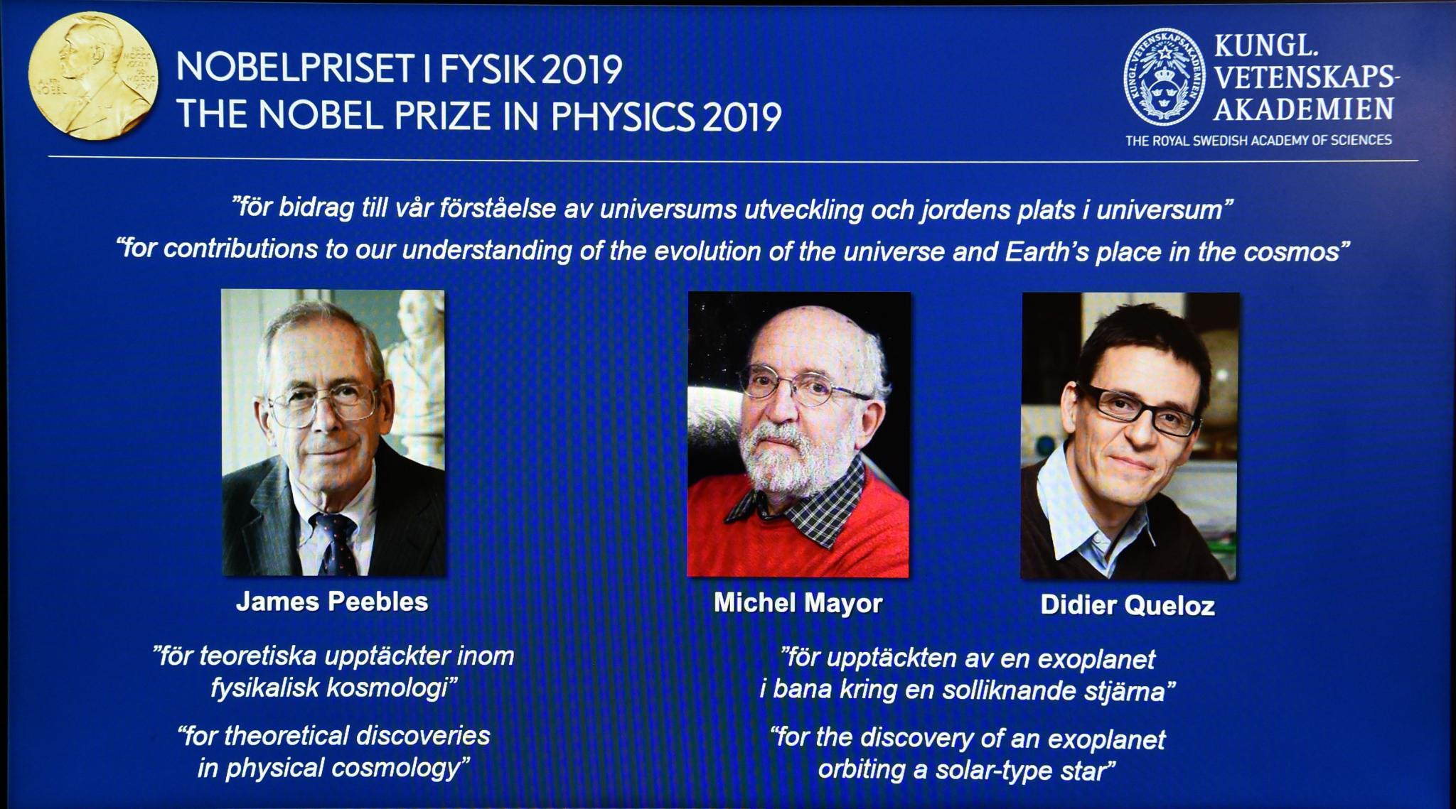 Nobel Prize Winners For Physics From 2010 to 2019: From James Peebles to Andre Geim, Check Names of Awardees of Last 10 Years